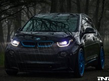 BMW i3 Receives Body Upgrades from IND