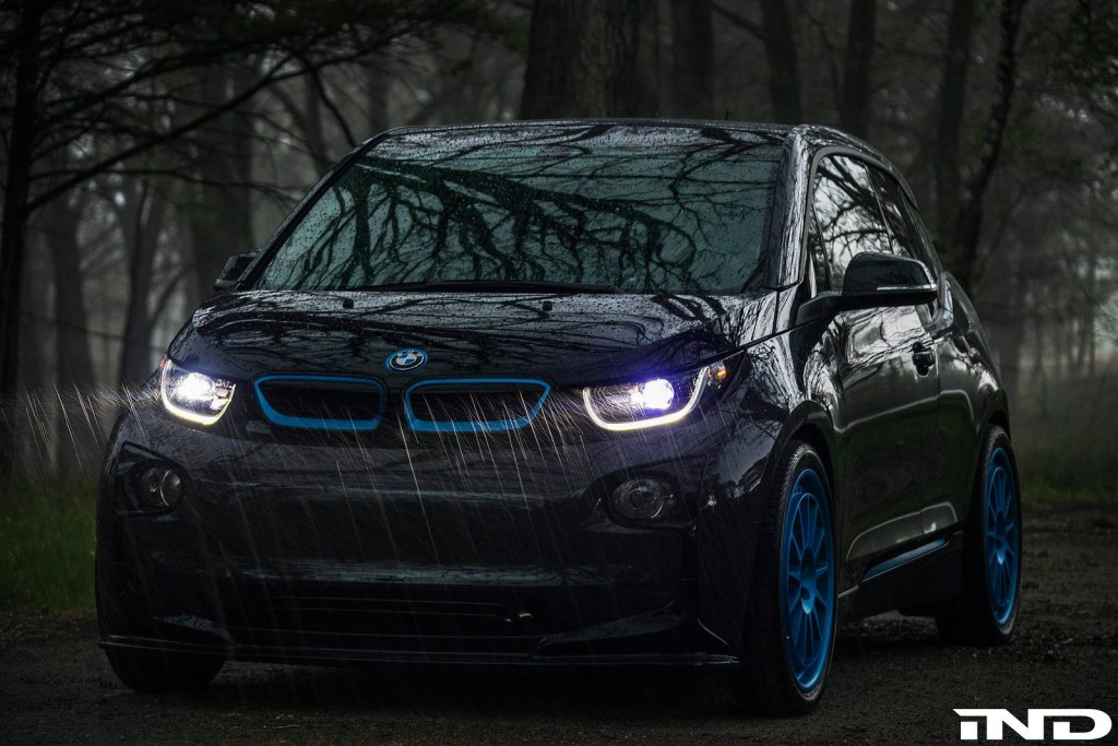 BMW i3 Electric by IND Tuning