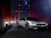 BMW i8 Receives New Aggressive Body Kit from AC Schnitzer