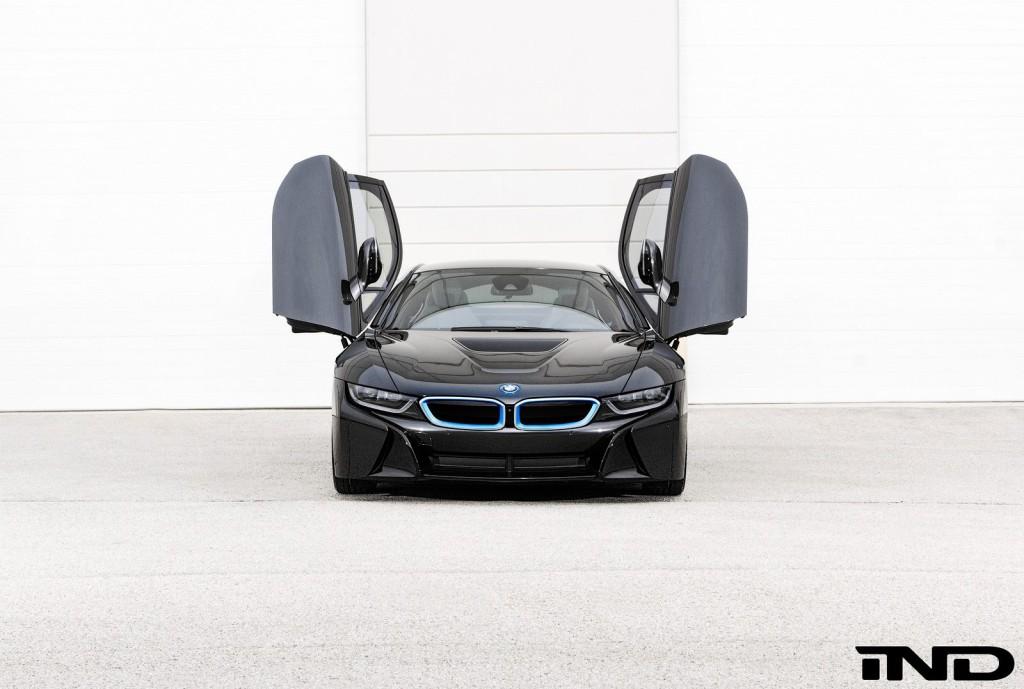 BMW i8 by IND