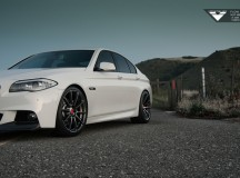 F10 BMW 5-Series – Upgrades Carried Out by EAS