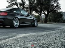 F82 BMW M4 on Vossen Wheels