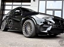 F86 BMW X6 M by Hamann