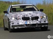 G30 BMW 5-Series Spy Shot