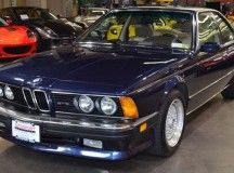 1987 BMW M6 Available for Sale