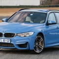 2015 BMW M3 Touring New Rendering