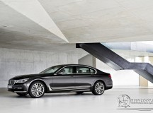 2016 G11/G12 BMW 7 Series Production