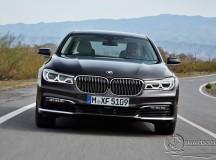 G11/G12 BMW 7 Series: POWERTRAIN