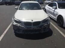 2016 BMW M2 Models Shot Down in US