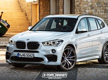 2016 BMW X1 M Launched in Rendering