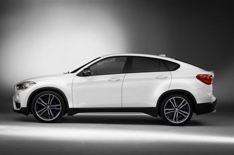 2016 BMW X2 Crossover