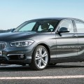BMW 1-Series Sedan Rendering