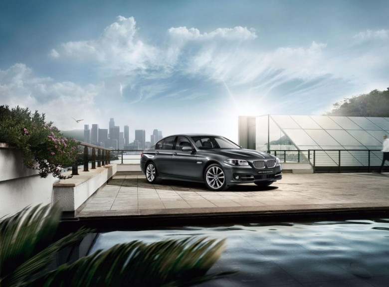 BMW 5-Series Grace Line Special Edition Arrives in Japan