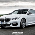 BMW 8-Series Coupe Rendering
