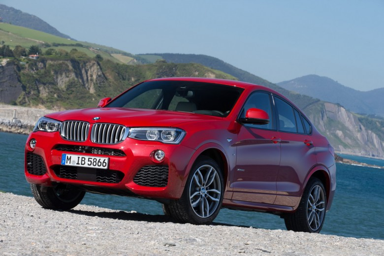Avtotor and BMW Will Build X4 in Russia, Body Parts Will Be Brought from US