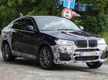 BMW X4 M40i Reportedly Announced for 2016 NAIAS, Detroit