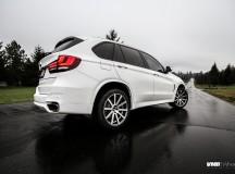 BMW X5 on VMR Wheels