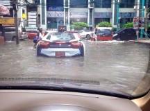 BMW i8 Crash in Thailand