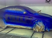 BMW X6 Changes Color, Video Exposed