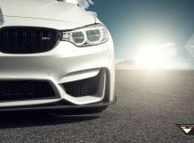 F82 BMW M4 Spoiler and Decklid by Vorsteiner