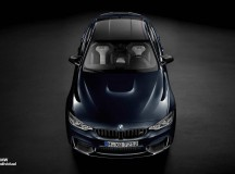 BMW M Individual`s 25 Years of Existence, Special Macao Blue BMW M4 Coupe Released