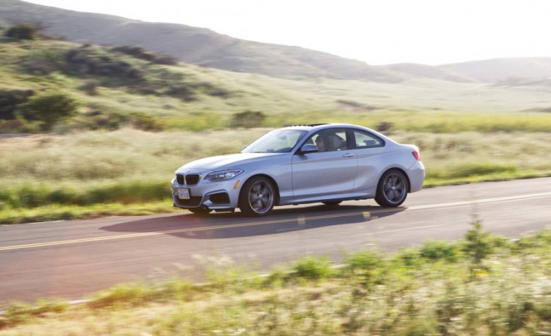 2015 BMW M235i xDrive Tested Out
