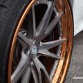 2015 BMW X5 M xDrive50i on HRE Wheels