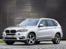 2015 BMW X5 xDrive40e Arrives in Romania at 71,176 Euros