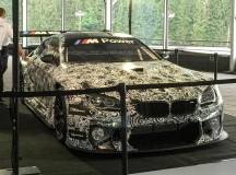 2016 BMW M6 GT3 Spy Shot