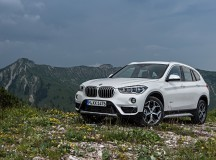 2016 BMW X1 – Massive Photo Gallery Released