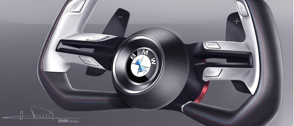 3.0 CSL Hommage Steering Wheel Teaser Image