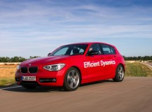 BMW 1-Series Prototype with Direct Water Injection
