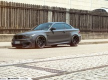 BMW 1M Sitting on ADV.1 Wheels