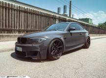 BMW 1M on ADV.1 Wheels