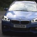 BMW 2-Series Active Tourer Video Screenshot