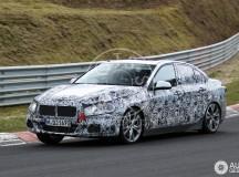 BMW 2- Series Gran Coupe Spy Shot