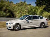 BMW 5-Series Fuel Cell Prototype