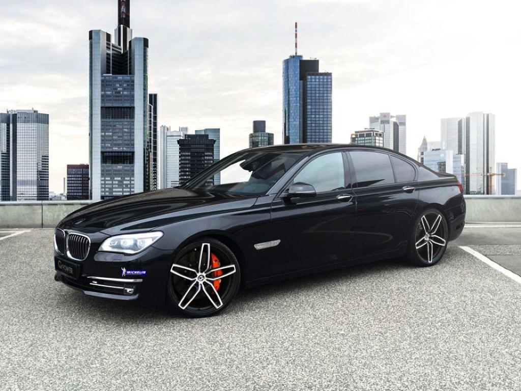BMW 7-Series 760i Power Kit by G-Power