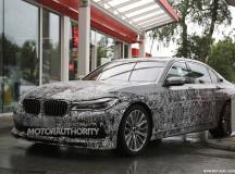 2017 BMW Alpina B7 Caught on Shots