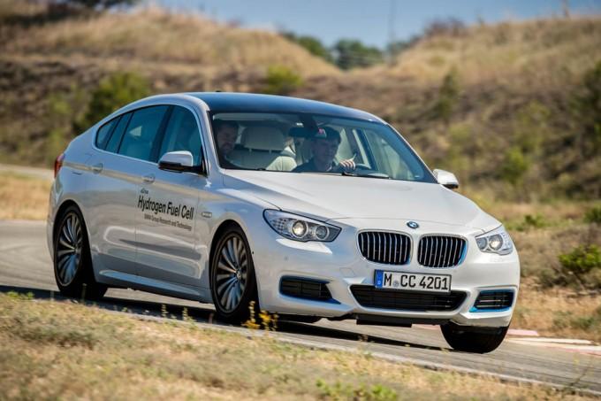 BMW Hydrogen Fuel Cell Technology