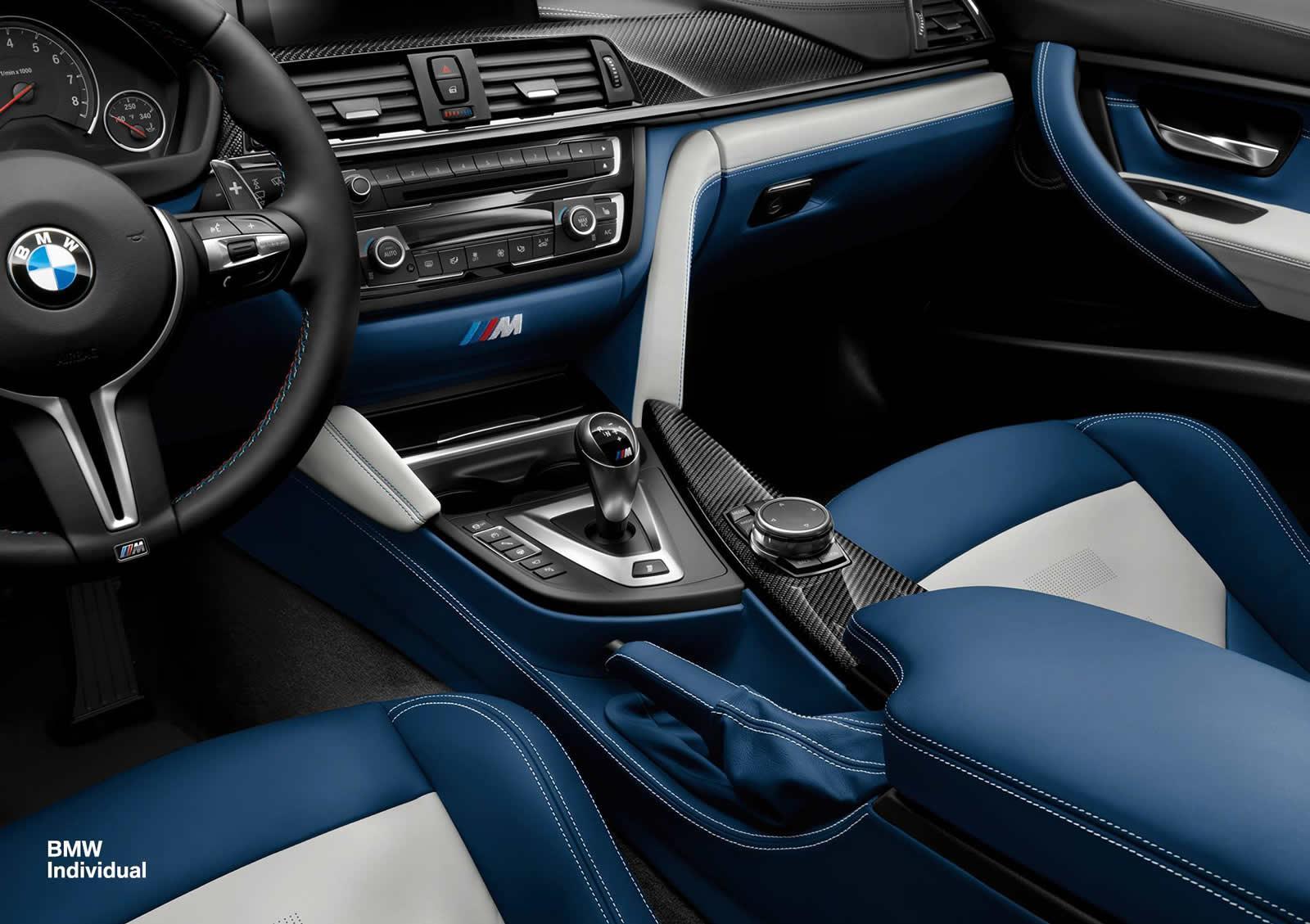 BMW Convertible bmw individual badge BMW M3 with BMW Individual Interior Tweaks | BMWCoop