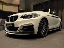 BMW M235i with M Performance Parts