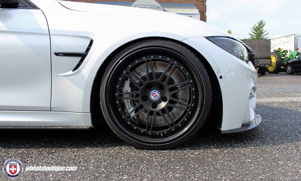 BMW M3 3D Design Body Kit