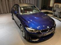 BMW M3 with M Performance Kit