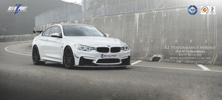BMW M3/M4 Aero Kit by RevoZport