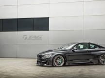 BMW M4 Receives Extreme Body Kit from TAG Motorsports