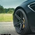 BMW M6 Convertible Sits on ADV.1 Wheels