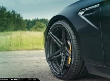 BMW M6 Convertible Sits on ADV.1 Wheels, Installation by ATT-TEC