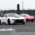 BMW i8 Drag Race