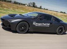 BMW i8 Fuel Cell Prototype